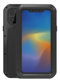 Funda Love Mei iPhone 11 Pro Max Armor Carcasa Case Templado