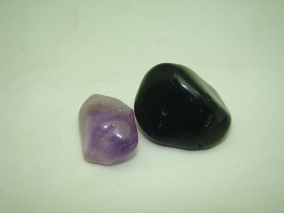 Ametista Onix Signo Capricornio Pedra Natural Frete Gratis
