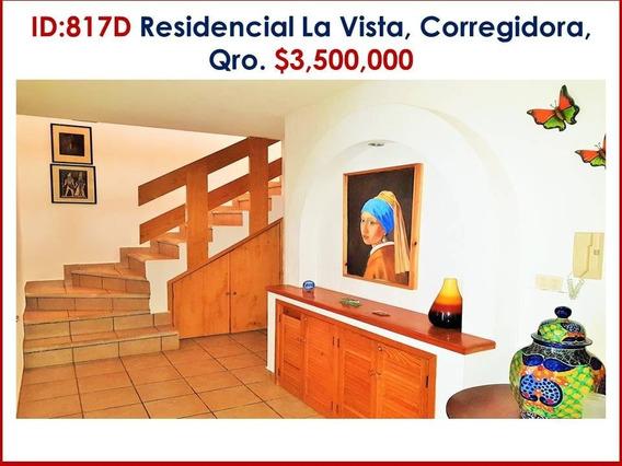 Casa En Venta En Querétaro. Corregidora. $3,500,000