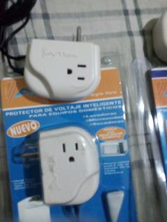 Protector Electricos,microhonda ,lavav/secadora 110voltios