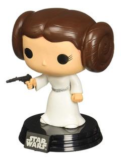 Funko Pop Princess Leia 04 Star Wars Princesa Leia