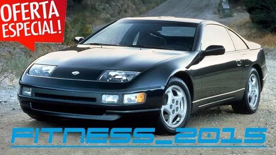 Códigos De Falha Manual Nissan 300zx Z32 Espanhol Obd 2