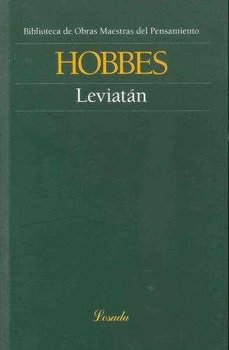 Leviatan - Hobbes - Losada