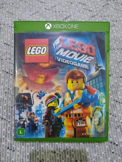 Lego The Movie Jogo De Xbox One (mídia Física)