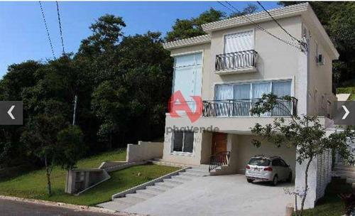 Imagem 1 de 23 de Casa Residencial À Venda, Alphaville, Santana De Parnaíba - Ca5765. - Ca5765