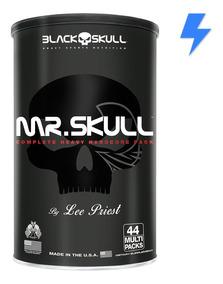 Mr. Skull 44 Packs - Black Skull - O Melhor Pack Do Brasil