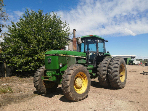 Tractor John Deere 4850 Dual 200 Hp Se Vende Por Partes