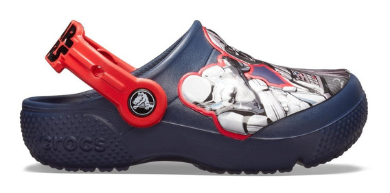 Crocs - Funlab Sw Dark Side Clog Kids