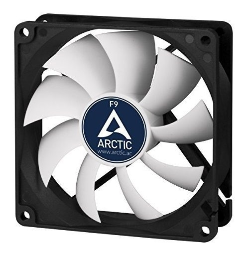 Ventilador Arctic F9-92 Mm Standard Low Noise Case Fan - Flu