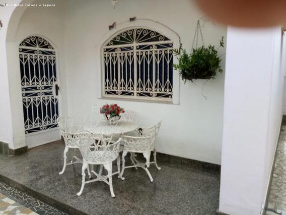 Casa Para Venda Em Nilópolis, Centro, 3 Dormitórios, 1 Suíte, 3 Banheiros, 4 Vagas - 46133301_1-1126062