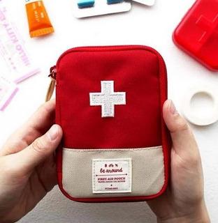 Primeros Auxilio Kit Salud Supervivencia. Envio Gratis.
