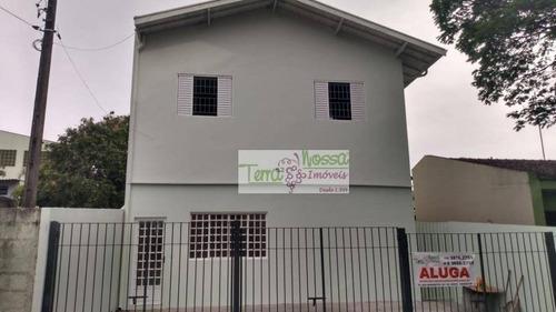Imagem 1 de 10 de Casa Para Alugar, 54 M² Por R$ 1.100,00/mês - Vila Savian - Vinhedo/sp - Ca1161