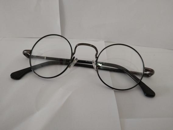 Óculos De Harry Potter - Lente Redonda
