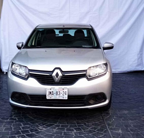 Renault Logan 4p Dynamique L4/1.6 Man