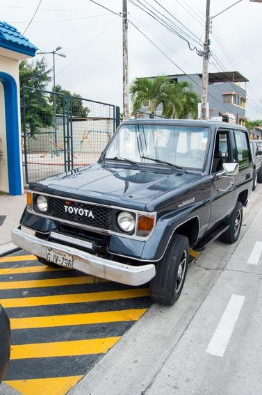 Jeep Clasico Toyota Land Cruiser