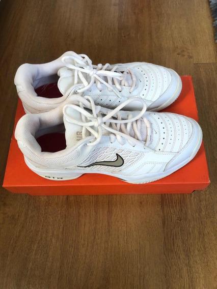 Zapatillas Nike Tenis Talle 9 Mujer