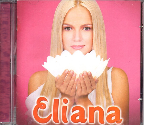 Cd Eliana O Elefante E A Formiguinha Frete R$ 12,00