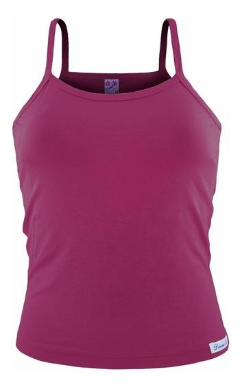 10 Camiseta Blusa Regata De Malha Alça Feminina Atacado Kit