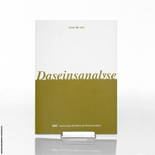 Imagem 1 de 2 de Revista Daseinsanalyse - Edição Número 18