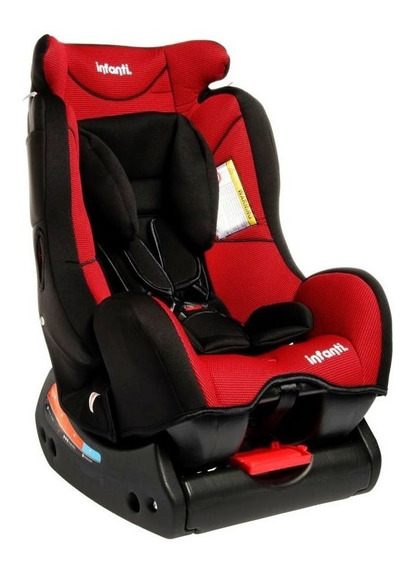 Infanti - Silla De Auto Barletta Rojo