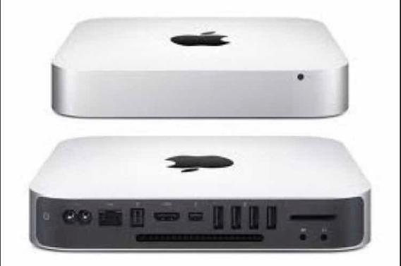 Mac Mini 2012 I5 8gb 2 Ssd Teclado E Mouse Apple Monit 23