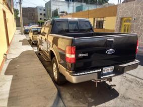 Ford Lobo 4.6 Xlt Cabina Doble 4x4 Mt 2007