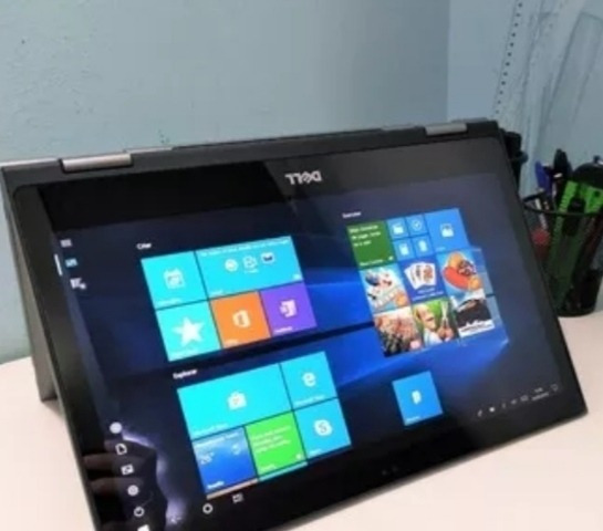 Ultrabook Dell I7 Touch