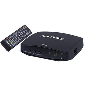 Conversor E Gravador Digital Dtv-7000 Full Hd - Aquário