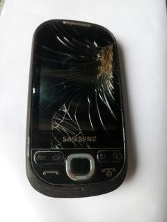 Celular Samsung Mod Gt-5500b Android Precisa Desbloquear..