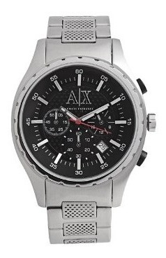Relógio Armani Exchange Ax1057 Prata