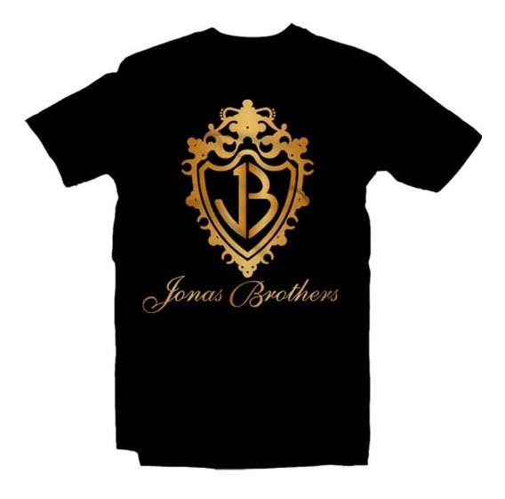 Playeras Jonas Brothers - 12 Modelos Disponibles
