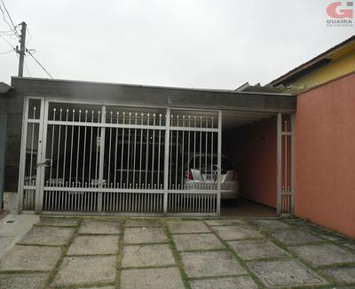 Casa Residencial À Venda, Rudge Ramos, São Bernardo Do Campo - Ca8124. - Ca8124