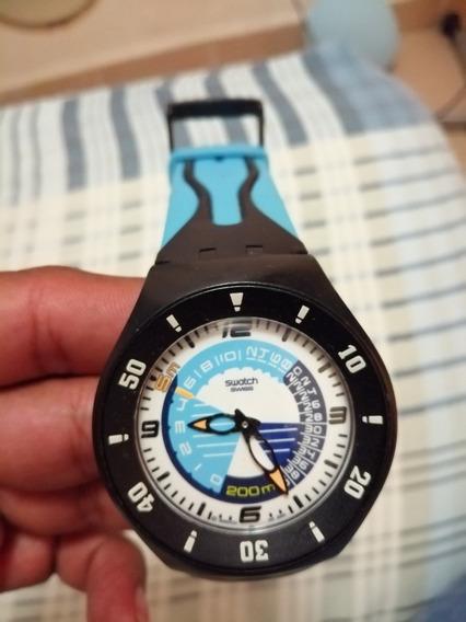 Swatch En México Reloj Libre Buzo Mercado 80XwknOPN