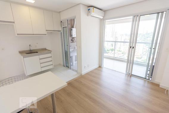 Apartamento Para Aluguel - Perdizes, 1 Quarto, 35 - 892996026