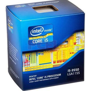 Procesador Intel Core I5 3550
