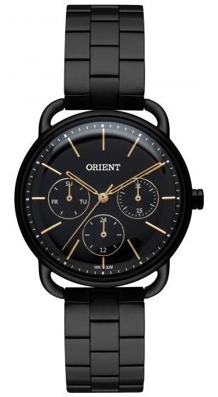 Relógio Orient Fpssm002 P1px Feminino Preto - Refinado