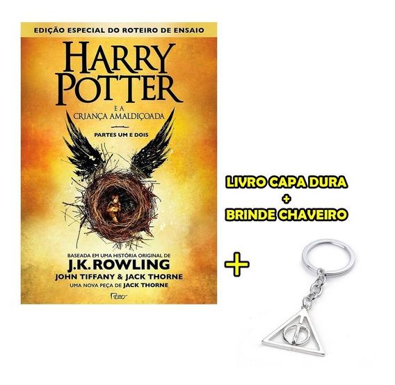 Harry Potter E A Criança Amaldiçoada Capa Dura + Brinde