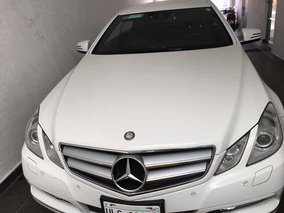 Mercedes-benz Clase E 1.8 Coupe 250 Cgi Mt 2013