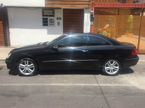 Mercedes Benz Clk 3.5 350 Avantgarde Mt 2007