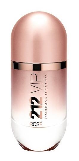 212 Vip Rosé Carolina Herrera - Perfume Feminino - Eau De Parfum 50ml
