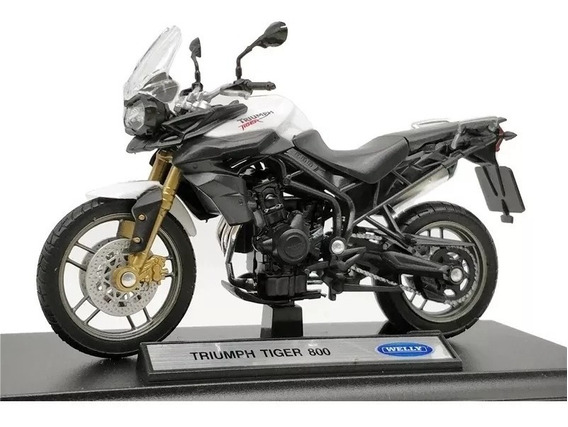 Miniatura Tiger 800 Escala 1:18