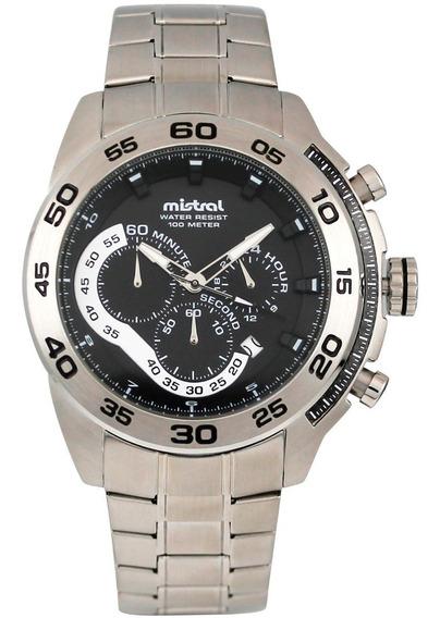 Reloj Mistral Hombre Chz-070-1b Envio Gratis