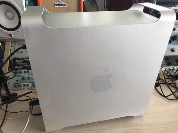 Mac Pro Quad Core Xeon A1186 Original Turbinado 32gb Ram,