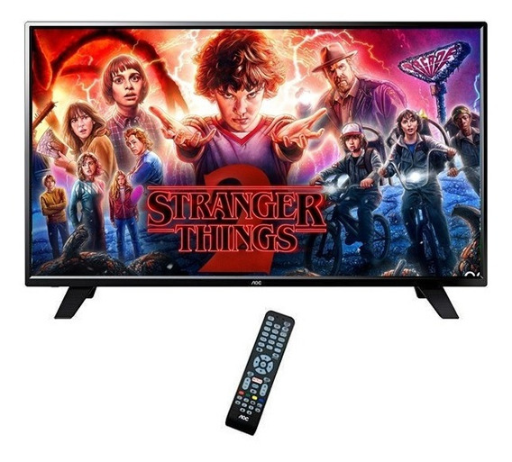 Smart Tv Led 32 Aoc Le32s5970 Wi Fi Usb/hdmi Novo C/nf