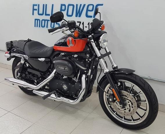 Harley Davidson Xl 883r 2013