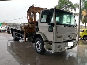 Caminhão Munck Ford Cargo 1317 2007/2007