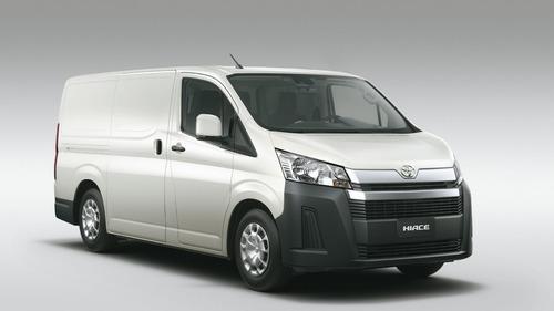 Imagen 1 de 8 de Toyota Hiace Furgon L1h1 2.8 Tdi 6at 3a 4p