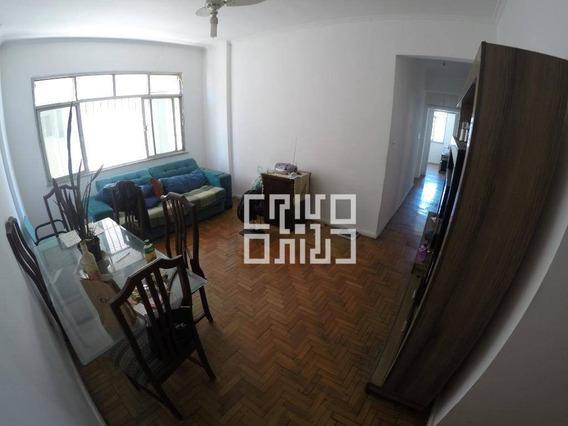 Apartamento Com 3 Quartos À Venda, 95 M² Por R$ 299.000 - Centro - Niterói/rj - Ap0552