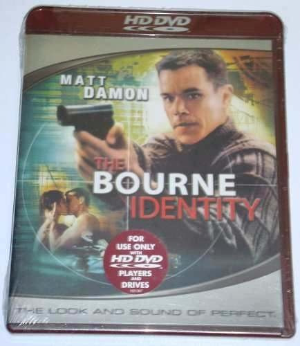 The Bourne Identity Hd Dvd Origilal New Wide Ntsc Matt Damon
