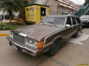 Ford Cougar 2p/4p/s.w. - Automatico